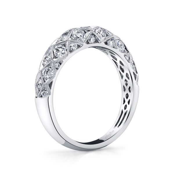Zephyr Wedding Band