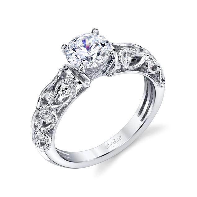 Paisley Joie Engagement Ring