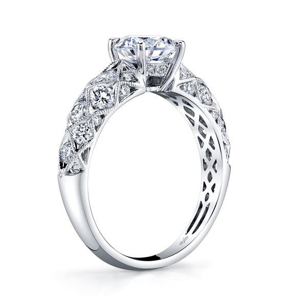Glisser Engagement Ring