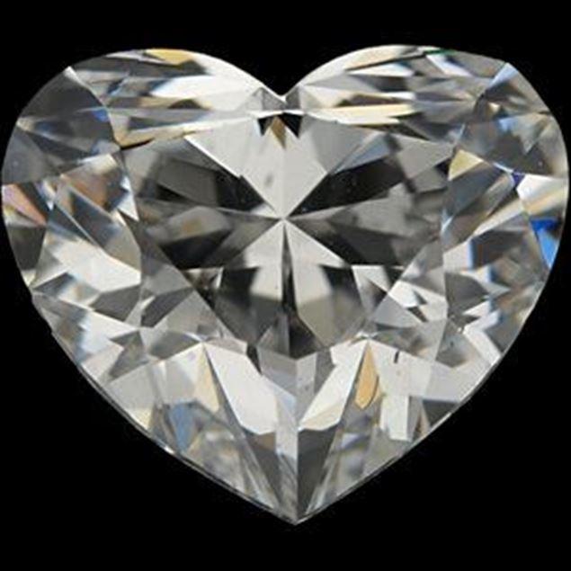 Picture of 0.5 Carat HEART SHAPE Diamond